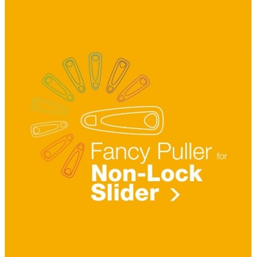 Fancy Puller for Non-lock slider