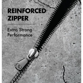 Reinforce Zipper
