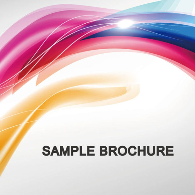 sample brochure